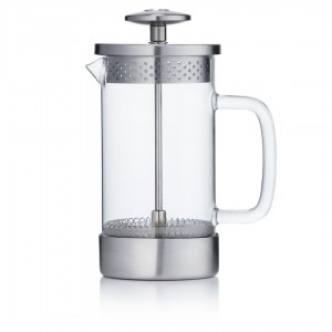 Barista & Co Core Srebrny - French Press 300 ml