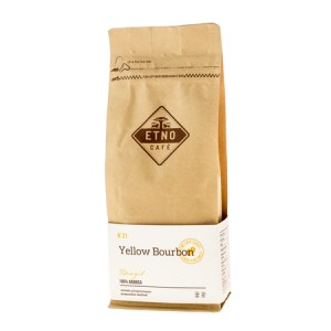 Etno Brazil Yellow Bourbon - kawa ziarnista 250 g