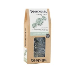 teapigs Peppermint Leaves - 15 piramidek